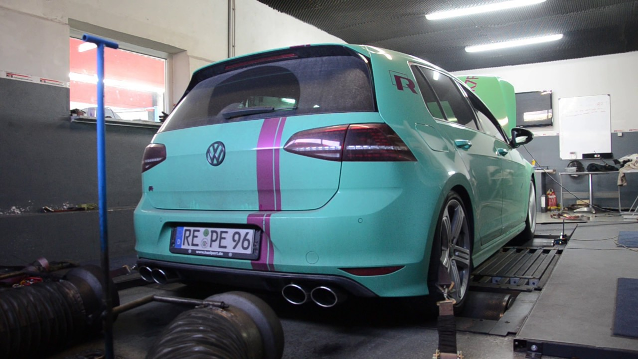 vw golf 7 r part 2 pr fstand eventuri hg motorsport. Black Bedroom Furniture Sets. Home Design Ideas