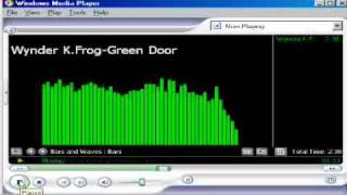 Wynder K Frog-The Green Door