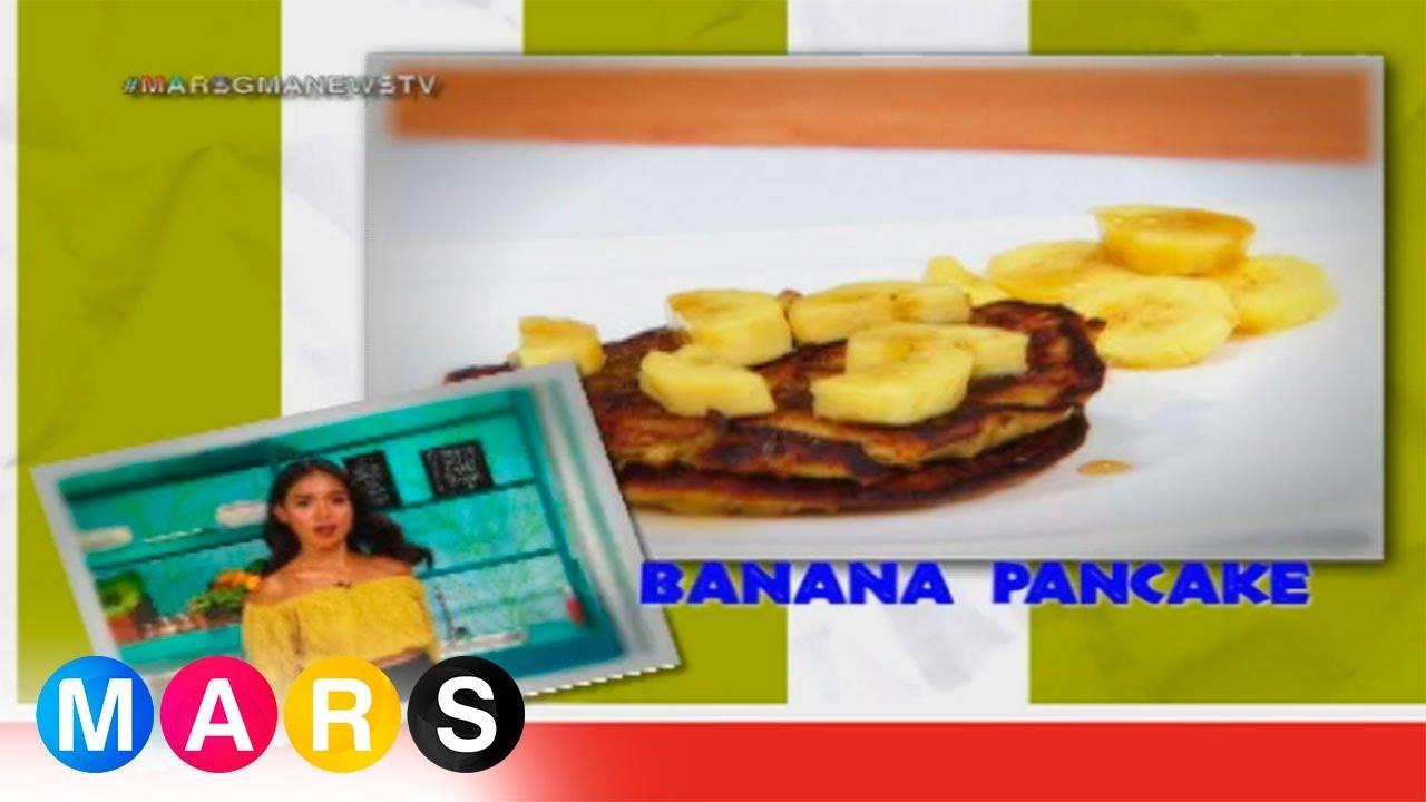 Mars Masarap:  Banana Pancake by Aicelle Santos