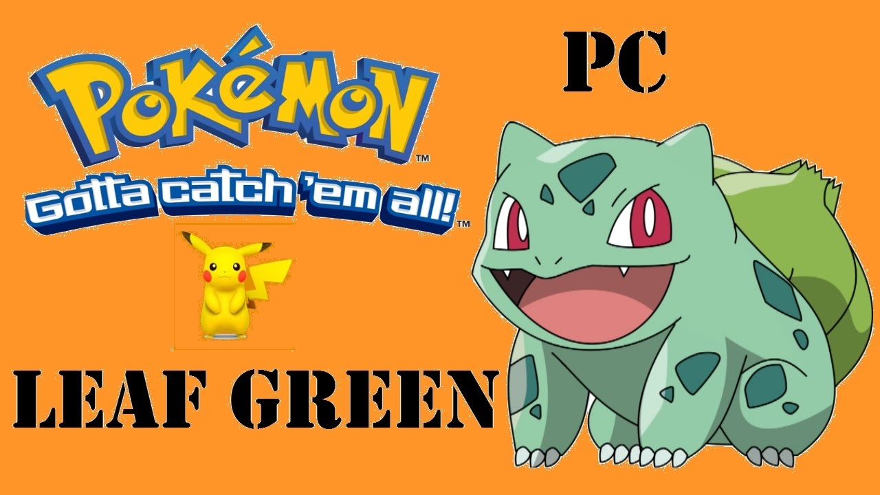 Pokemon leafgreen rom download for gameboy advance / gba coolrom. Com.