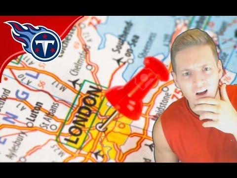 TITANS ARE MOVING TO LONDON? - Madden 17 Titans Connected Franchise #15