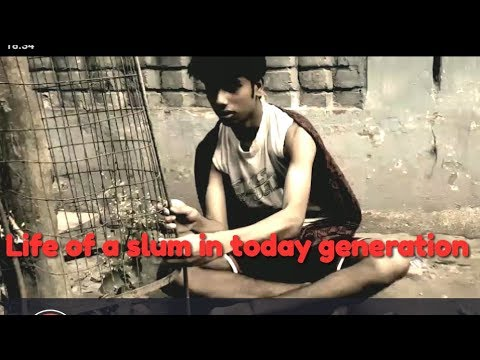 Life Of A Slum In Today's Generation ( Not a comedy video ) || Front Benchers