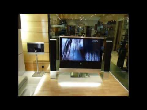 loewe reference 52 show room youtube. Black Bedroom Furniture Sets. Home Design Ideas