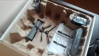 ILIFE A6 Smart Robotic Vacuum Cleaner - PIANO BLACK  Discount Price