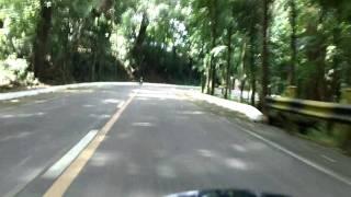 Riding solo to bicol