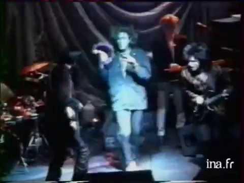 Duran Duran 1988 France Antenne 2 Lunettes noires pour nuits blanches