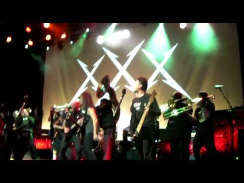 Soul Rebels With Metallica: Seek and Destroy Finale