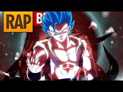 Rap do Gogeta (Dragon Ball Z/Super) ft. Tauz | VG Beats
