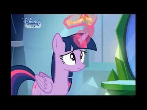 Twilight, Flurry Heart'a Kızıyor!   Twilight'ın Yapacak Çok İşi Var   MLP FİM: Sezon 7 Bölüm 3