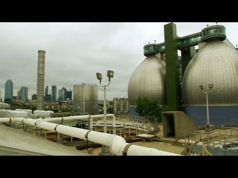 Organic waste turns into green energy
