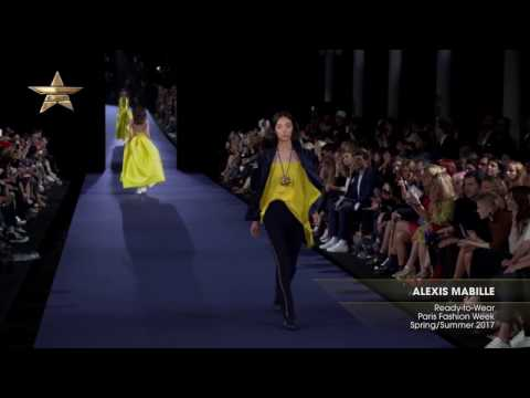 ALEXIS MABILLE Ready-to-Wear Paris Fashion Week Spring/Summer 2017