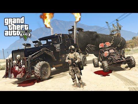 Grand Theft Auto V (GTA 5 / ГТА 5) - видео прохождение