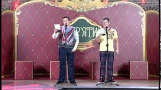 """""""Вар'яти ШОУ"""" - Випуск №4, Сезон 1"""