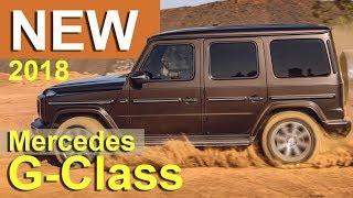 НОВЫЙ ГЕЛИК 2018! Mercedes G-Class. Обзор Александра Михельсона. Gelandewagen 2018 / Гелендваген
