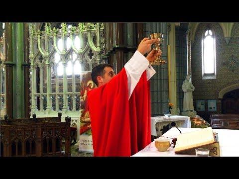 Vocation Stories: Father Damien Nejad