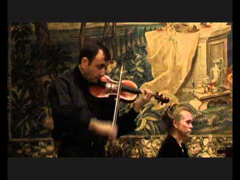 Anatoly Karaev plays Last Rose of Spring by Ernst.wmv
