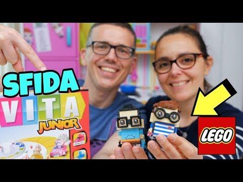 CI TRASFORMIAMO IN LEGO per il Gioco della Vita Junior