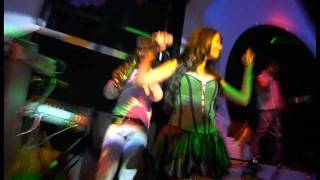 Laura Grig & Syntheticsax — Groove — Move (live)