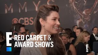 Jessica Biel Can't Stop Laughing at Son's Latest Milestone | E! Live from the Red Carpet