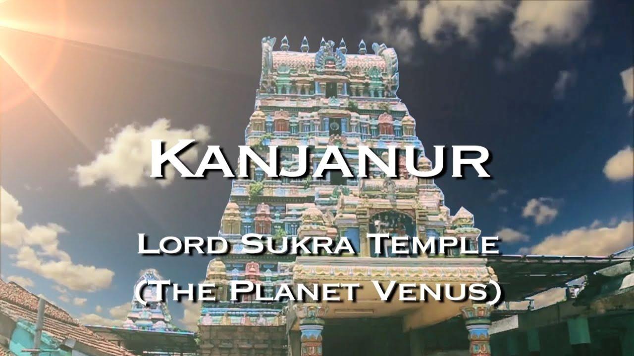 Kanjanur Agneeswarar Temple.