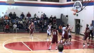 Basketball Highlight Tape of James Brown