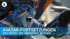 Avatar 2 - Das ist bisher über die Filme bekannt 😱