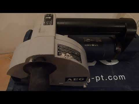 Обзор штробореза AEG MFE 1500