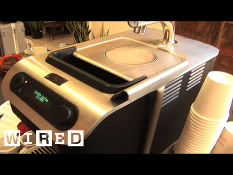 Clover Coffee Machine - Wired