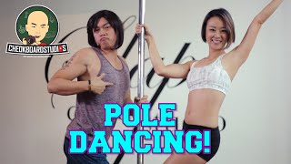 [cbtv] Cheok It Out! Ep 2: Pole Dancing