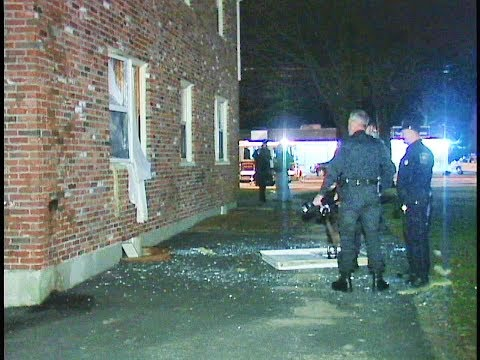 973 North Main St. Brockton gas explosion (Other)