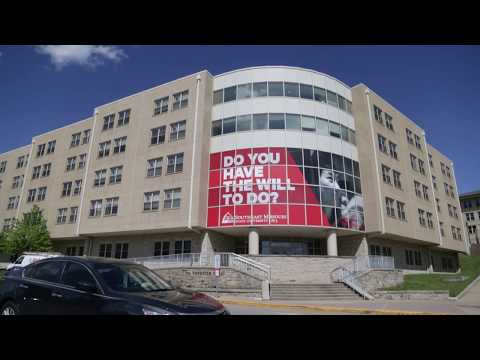Residence Hall Tour: Vandiver Hall