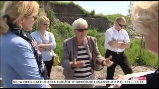 Konflikt o inwestycje (Puls Polski TVP Info 23.05.2014)