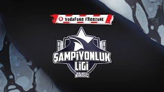 DP vs AUR | YC vs GAL | FB vs SUP | HWA vs RBE - Vodafone FreeZone Şampiyonluk Ligi Kış Mevsimi