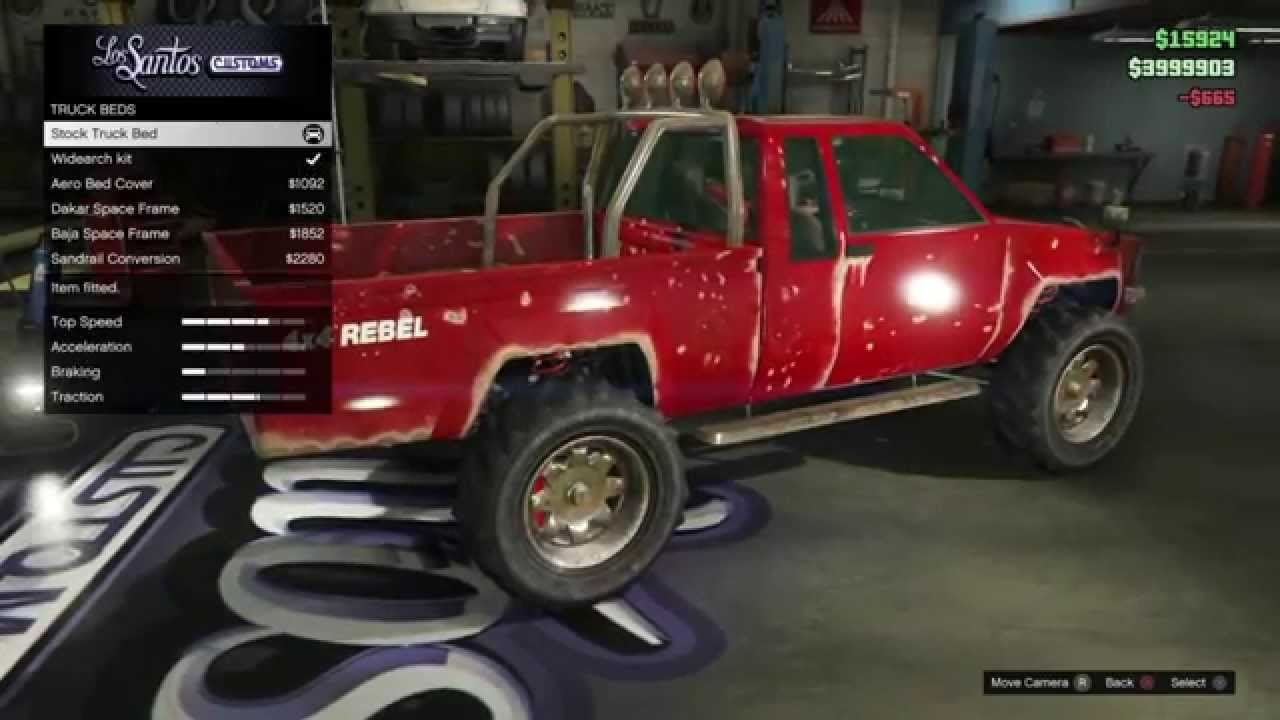 Gta v online how to add light or remove the roll bar lights gta v online how to add light or remove the roll bar lights from a rusty rebel all systems aloadofball Choice Image