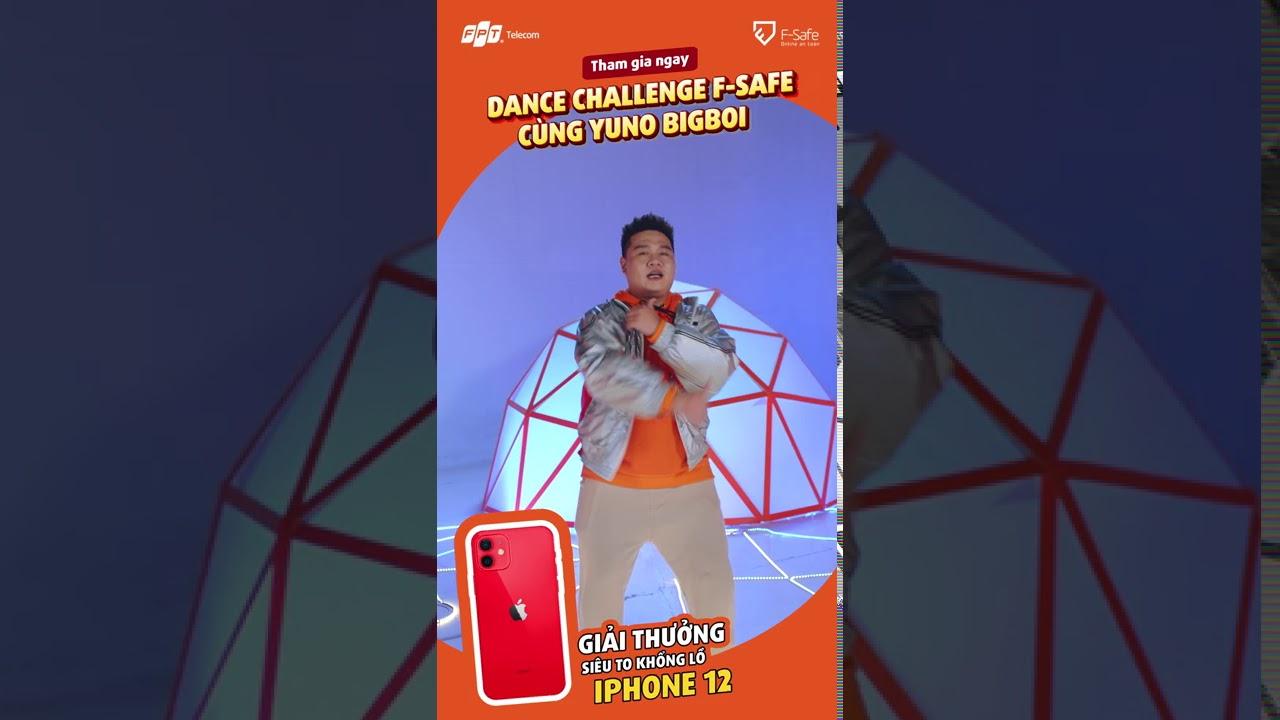Xem Yuno Bigboi nhảy dance cover F-Safe nè