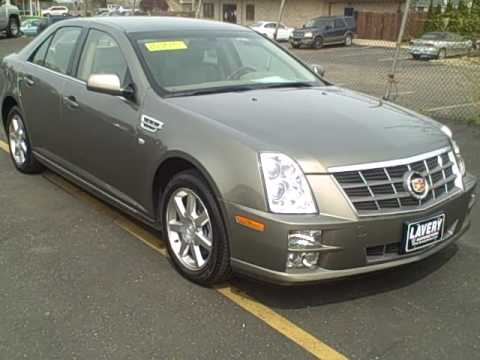 H158 2010 Cadillac Sts All Wheel Drive Lavery
