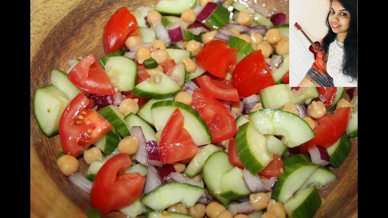 Healthy salad recipe/Weight loss salad/ Diabetes/Blood ...