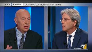 Paolo Gentiloni (Pd):'Il nuovo Governo non disperda il lavoro straordinario fatto'