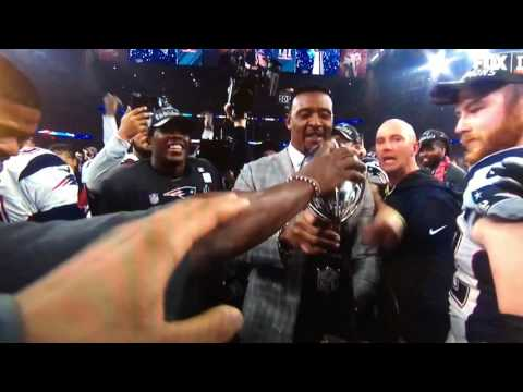 Willie McGinest: Best Super Bowl Moment EVER - Kiss That Mother F*cker
