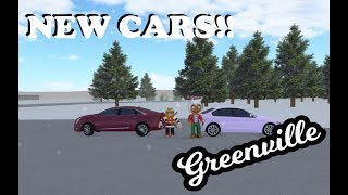 BMW 3 Series and Cadillac XTS in ROBLOX Greenville?!?!?