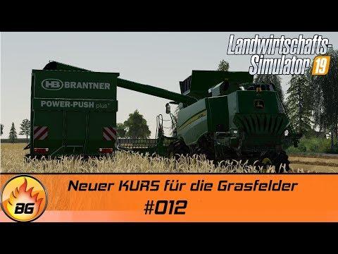 LS19 - NF MARSCH #012   Neuer KURS für die Grasfelder   FS19   Lets Play [HD]