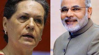 Congress-Mukt Bharat is PM Modis Conspiracy Says Sonia Gandhi