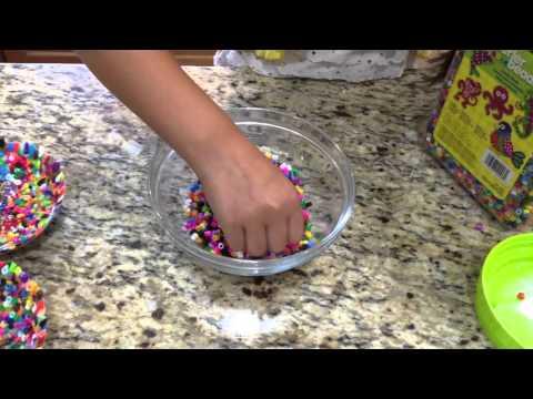 How to make a Bead Art Bowl