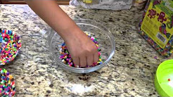 How to make a Bead Art Bowl