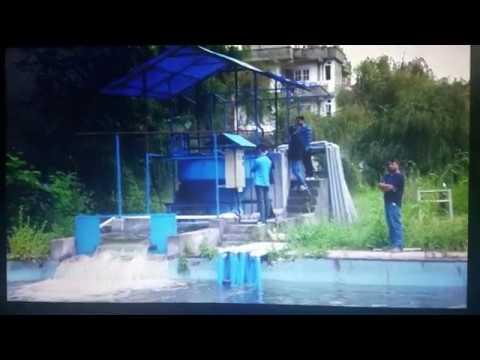 Pilot Project -- Gravitational Water Vortex Power Plant (GWVPP)