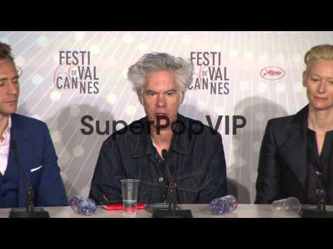 INTERVIEW - Tilda Swinton, Tom Hiddleston, Jim Jarmusch o...