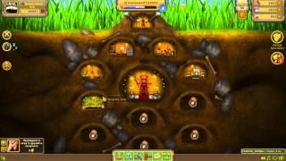 Видео обзор игр Вконтакте Войны муравьев