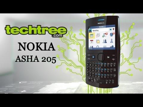 Nokia Asha 205 & 206