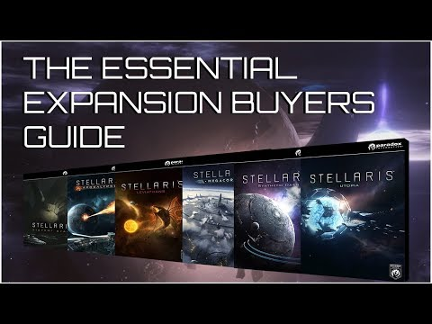 The Essential Stellaris Expansion Buyers Guide (Sales Sales Sales)