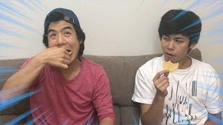 YouTube動画:ポテトフライを食べながらまったり語っています。